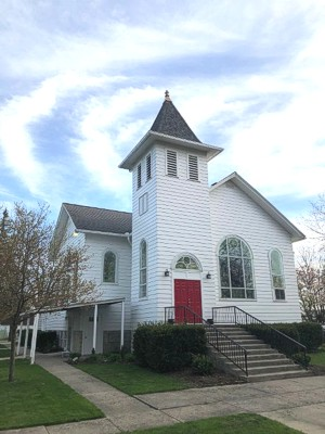 Haskins Community Church